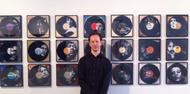Daniel Edlen's Vinyl Art