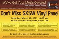 Don't Miss Dorado's SXSW Panel!