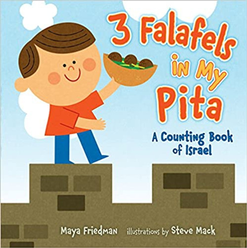 3 Falafels in My Pita: A Counting Book of Israel (Board Book)