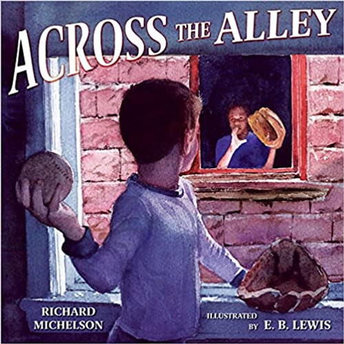Across the Alley (Hadcover)