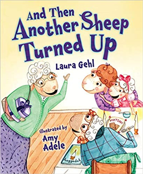 And Then Another Sheep Turned Up (Paperback)