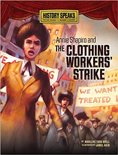 Annie Shapiro and the Clothing Workers' Strike (Paperback)
