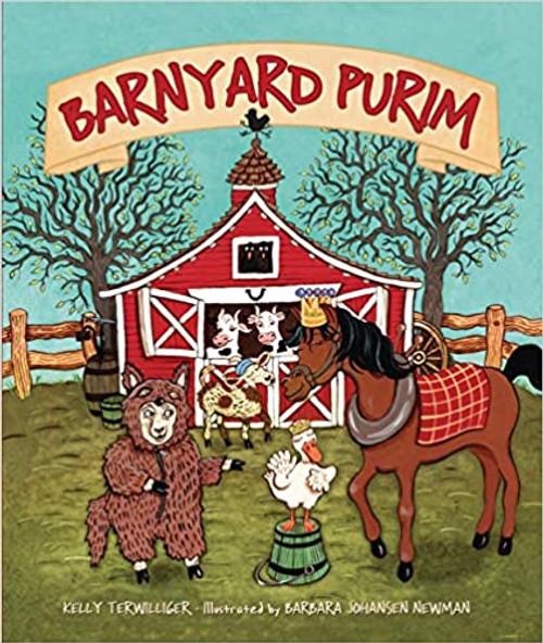 Barnyard Purim (Paperback)