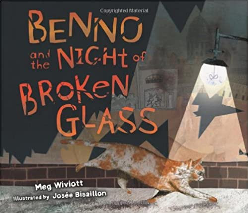 Benno and the Night of Broken Glass (Hardcover)