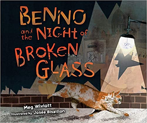 Benno and the Night of Broken Glass (Paperback)
