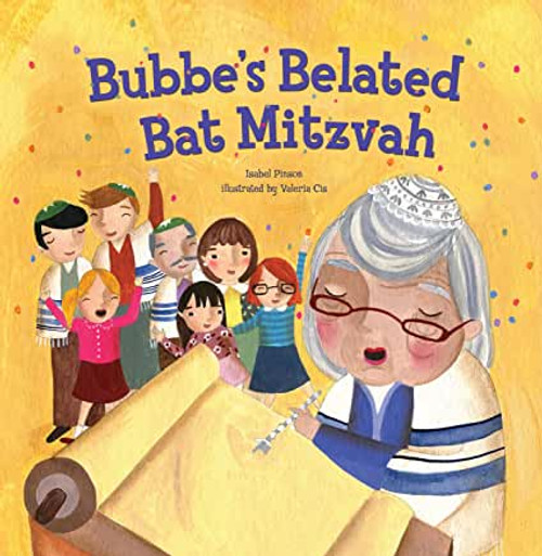 Bubbe's Belated Bat Mitzvah (Paperback)