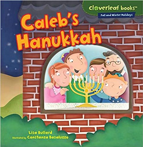 Caleb's Hanukkah (Paperback)