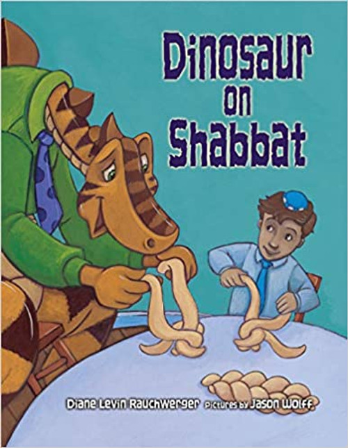 Dinosaur on Shabbat (Paperback)