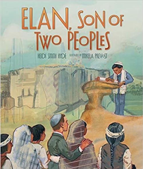 Elan, Son of Two Peoples (Hardcover)