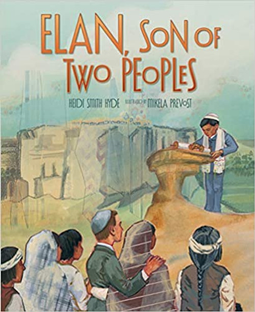 Elan, Son of Two Peoples (Paperback)