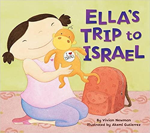 Ella's Trip to Israel (Paperback)