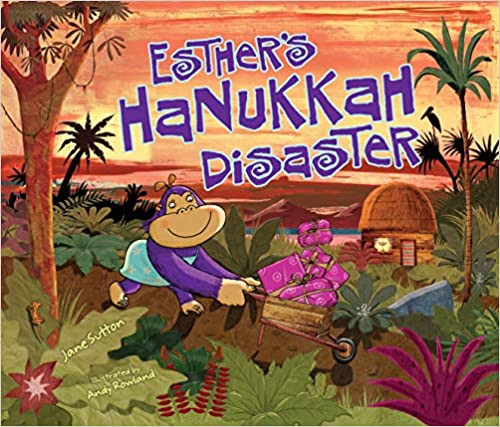 Esther's Hanukkah Disaster (Paperback)