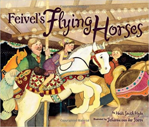 Feivel's Flying Horses (Hardcover)