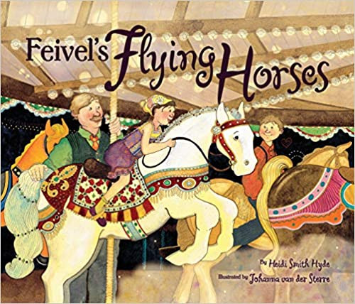 Feivel's Flying Horses (Paperback)