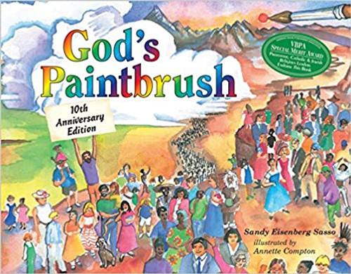 God's Paintbrush: Tenth Anniversary Edition (Hardcover)