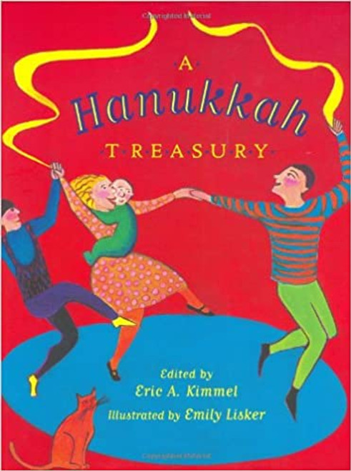 A Hanukkah Treasury (Hardcover)