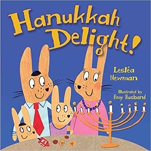Hanukkah Delight! (Board Book)