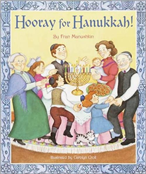 Hooray for Hanukkah! (Hardcover)