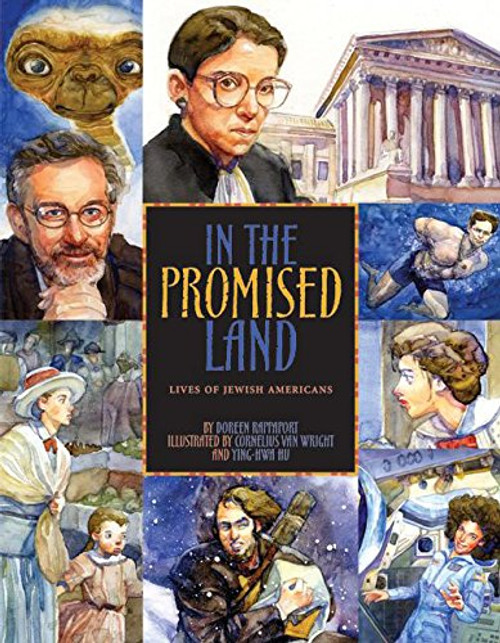 In the Promised Land: Lives of Jewish Americans (Hardcover)