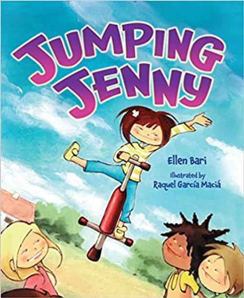 Jumping Jenny (Paperback)