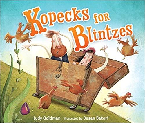 Kopecks for Blintzes (Paperback)