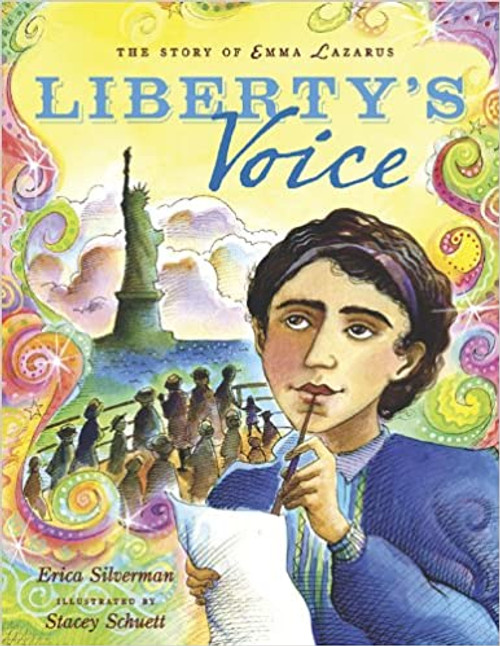 Liberty's Voice: the Emma Lazarus Story (Hardcover)