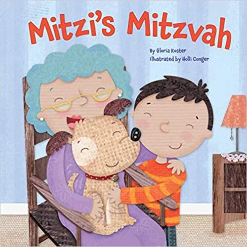 Mitzi's Mitzvah (Board Book)