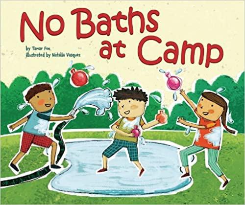 No Baths at Camp (Hardcover)