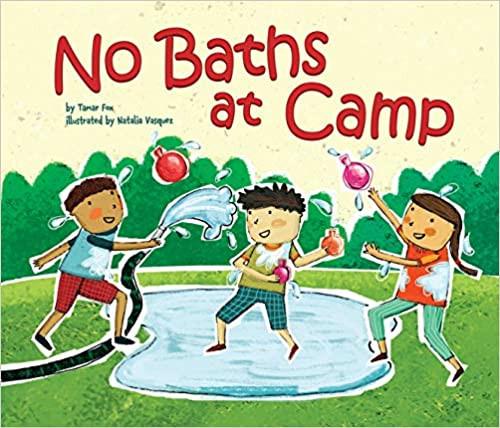 No Baths at Camp (Paperback)
