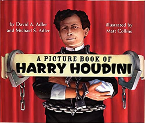 A Picture Book of Harry Houdini (Paperback)