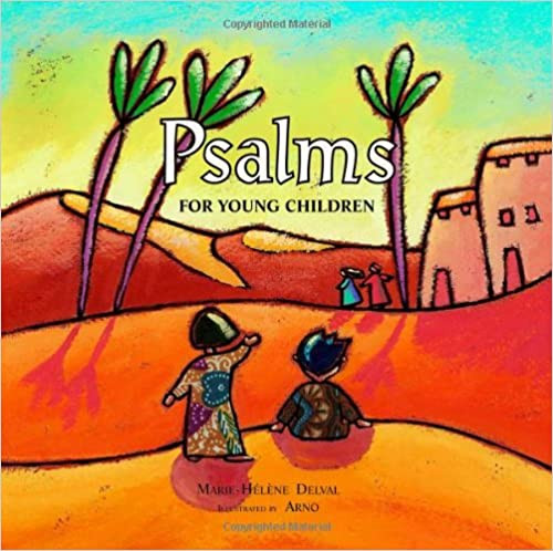 Psalms for Young Children (Hardcover)