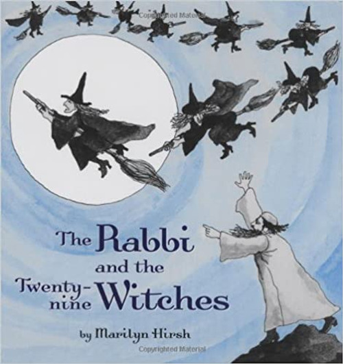 The Rabbi and the Twenty-nine Witches (Hardcover)