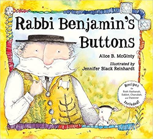 Rabbi Benjamin's Buttons (Paperback)