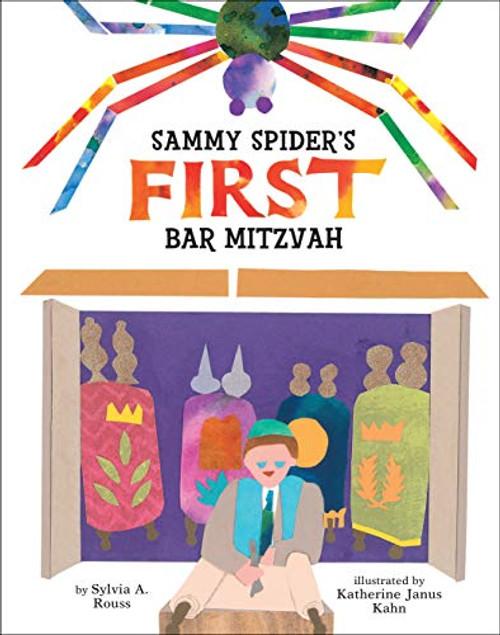 Sammy Spider's First Bar Mitzvah (Paperback)