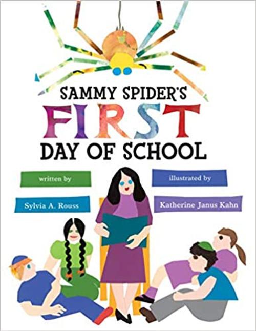 Sammy Spider's First Day of School (Paperback)