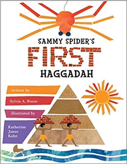 Sammy Spider's First Haggadah (Paperback)
