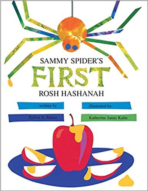 Sammy Spider's First Rosh Hashanah (Paperback)