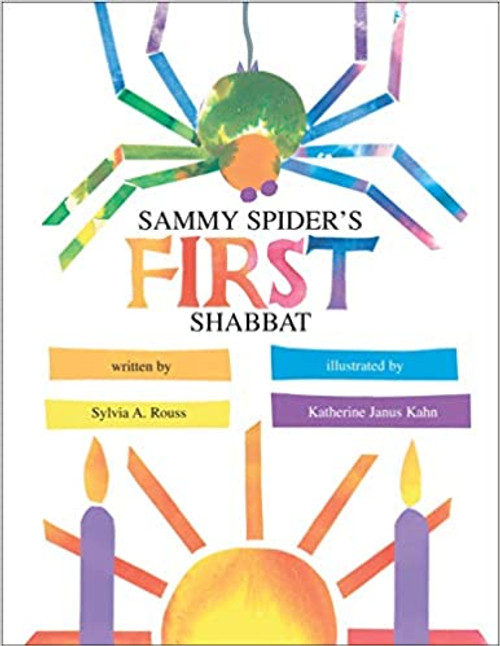 Sammy Spider's First Shabbat (Paperback)