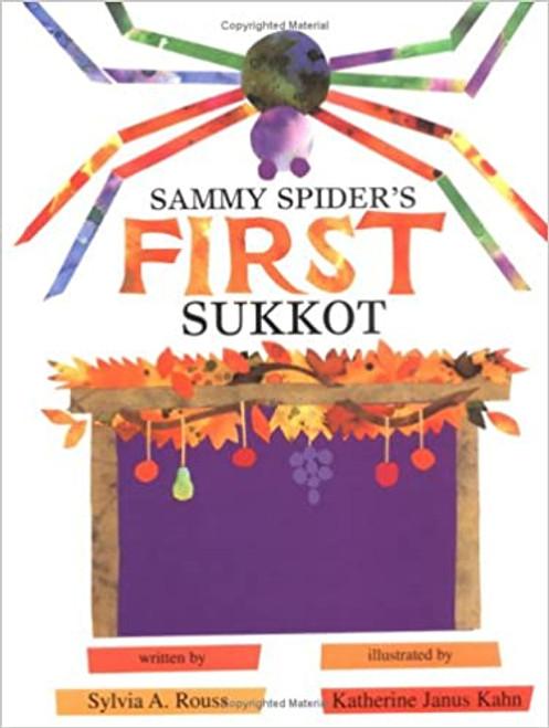 Sammy Spider's First Sukkot (Hardcover)