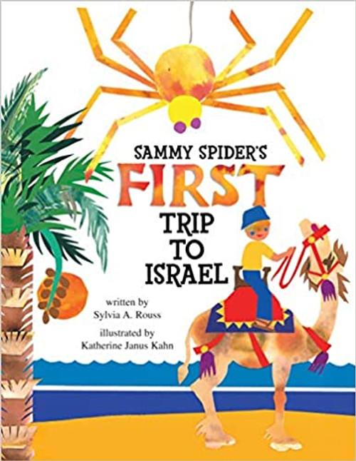 Sammy Spider's First Trip to Israel (Paperback)