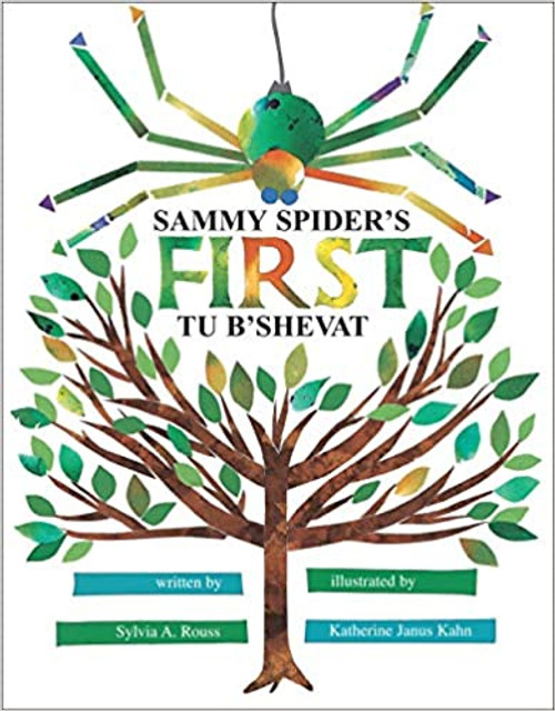 Sammy Spider's First Tu B'Shevat (Paperback)