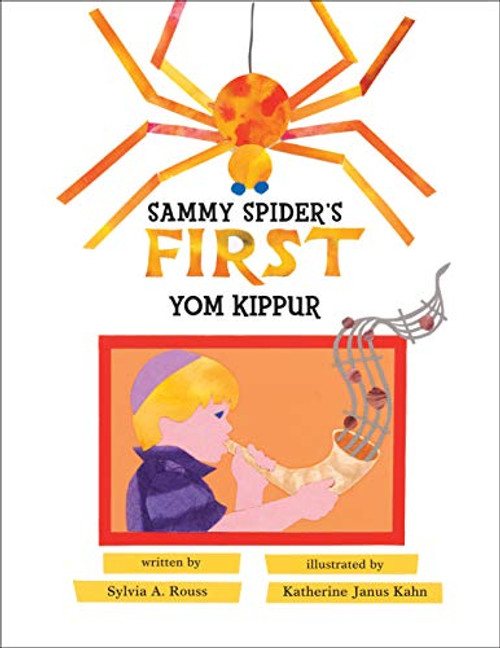 Sammy Spider's First Yom Kippur, (Paperback)
