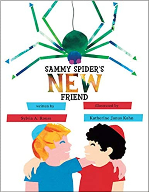 Sammy Spider's New Friend (Paperback)