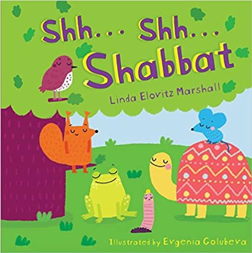 Shh . . . Shh . . . Shabbat (Board Books)