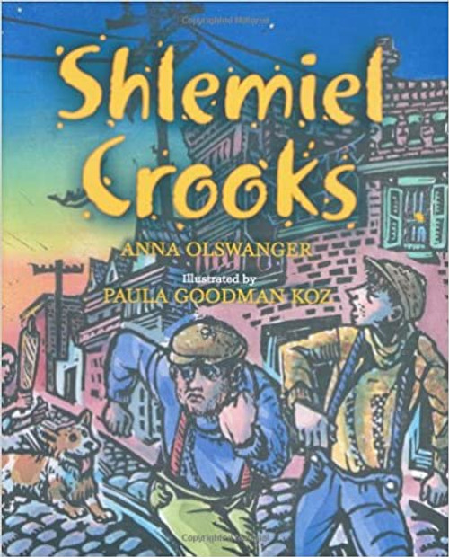 Shlemiel Crooks (Hardcover)