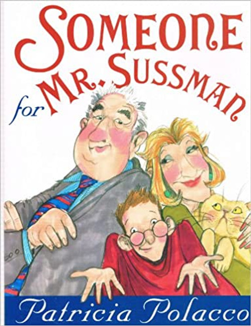 Someone for Mr. Sussman (Hardcover)