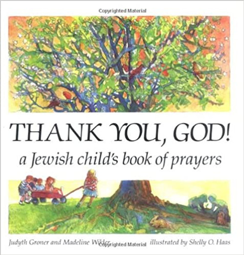 Thank You, God! A Jewish Child's Book of Prayers (Hardcover)