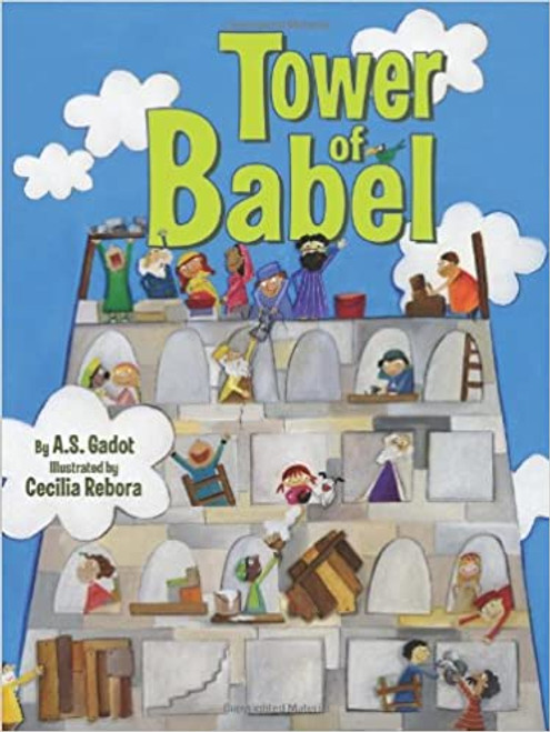 Tower of Babel (Hardcover)