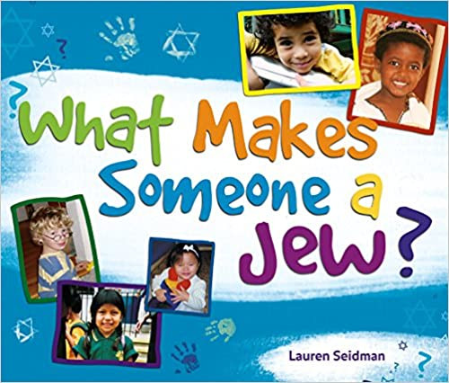 What Makes Someone a Jew? (Paperback)