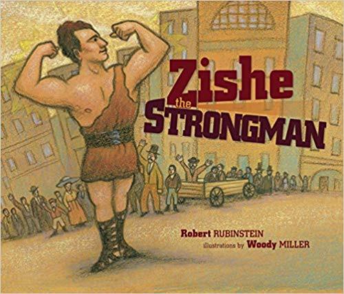 Zishe the Strongman (Hardcover)